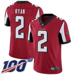 Falcons Matt Ryan 100th Season Jersey